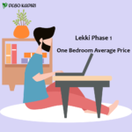 4-year price review: an average one-bedroom apartment in lekki phase 1